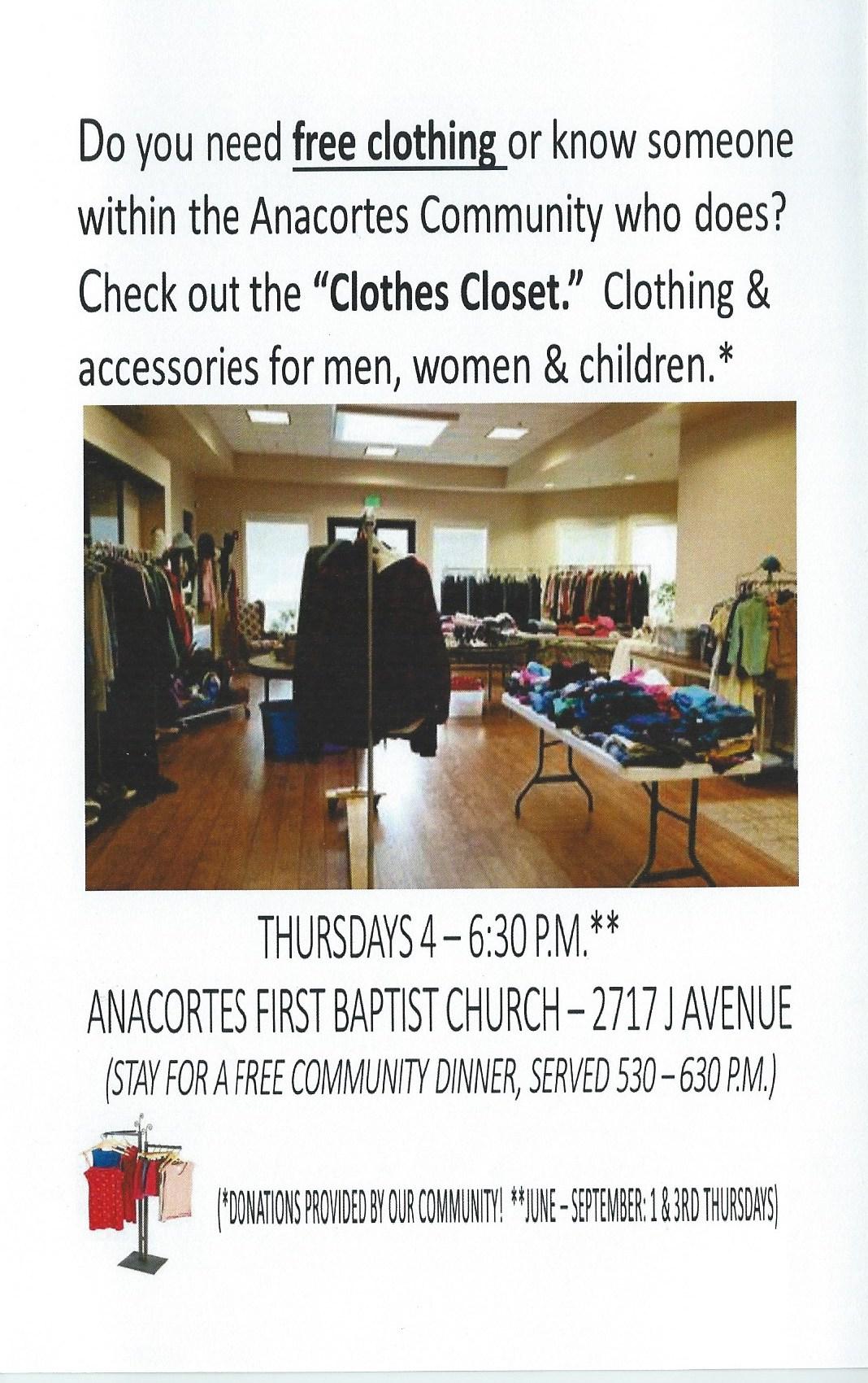 Clothing at AFBC